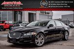 2014 Jaguar XJ Series XJ L Portfolio AWD LOADED! Nav Leather Meridian Audio Xenons 19 Alloys MUST SEE! in Thornhill, Ontario