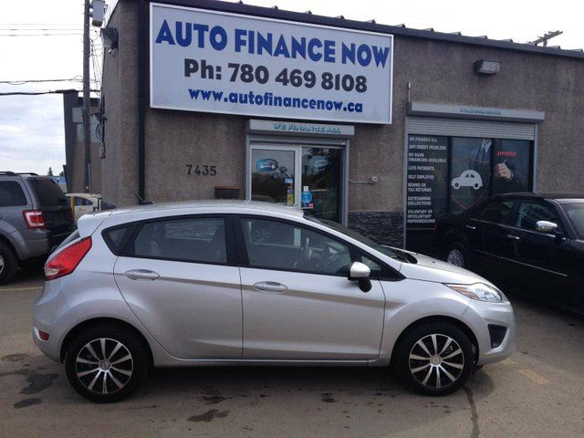 2011 ford fiesta se 4dr hatchback edmonton alberta used. Black Bedroom Furniture Sets. Home Design Ideas