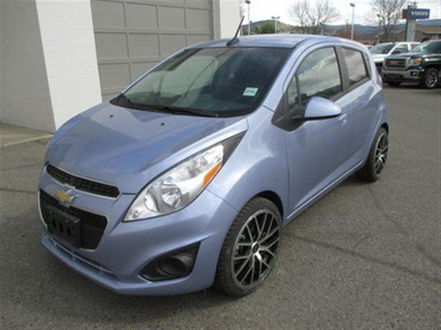 2014 chevrolet spark 1lt cvt kelowna british columbia. Black Bedroom Furniture Sets. Home Design Ideas