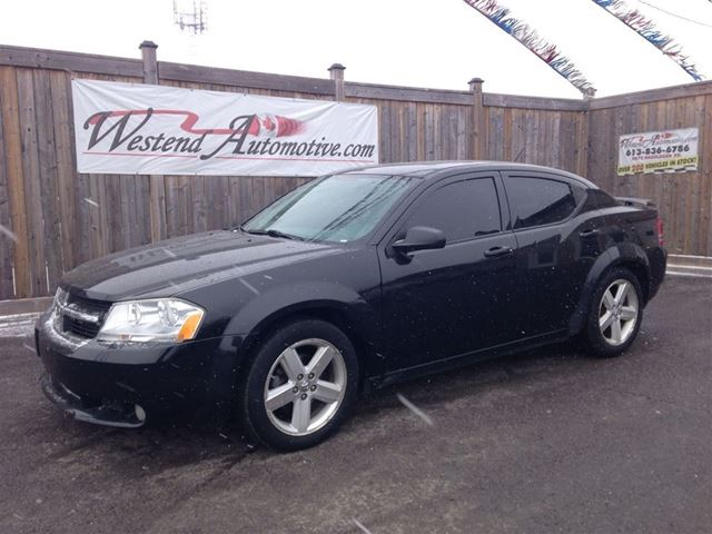 2008 dodge avenger sxt stittsville ontario used car for sale 2085558. Cars Review. Best American Auto & Cars Review