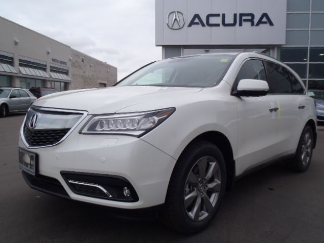 Acura Mdx Towing Capacity >> 2016 Acura Mdx White | 200+ Interior and Exterior Images