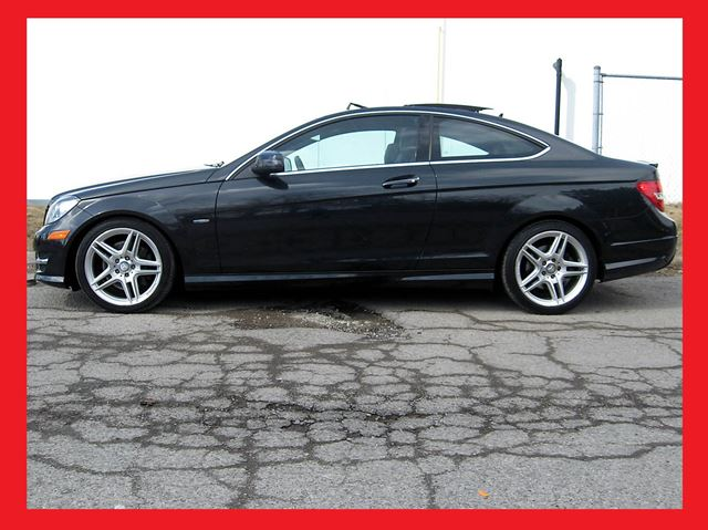 2012 mercedes benz c class c350 amg coupe scarborough for Mercedes benz scarborough