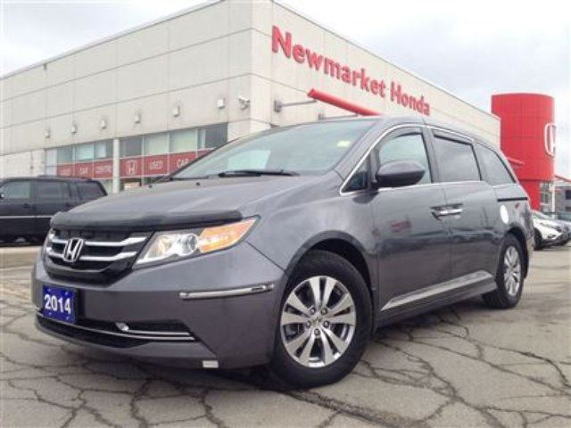2014 honda odyssey ex newmarket ontario used car for sale 2086225. Black Bedroom Furniture Sets. Home Design Ideas