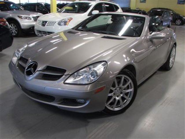 2005 mercedes benz slk class 350 hard top convertible. Black Bedroom Furniture Sets. Home Design Ideas