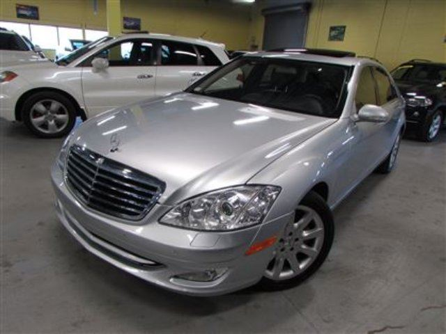 2007 mercedes benz s class 550 4matic navigation sunroof for 2007 mercedes benz s class 550