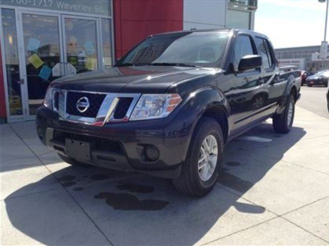 2014 nissan frontier sv 4x4 one owner mint condition. Black Bedroom Furniture Sets. Home Design Ideas