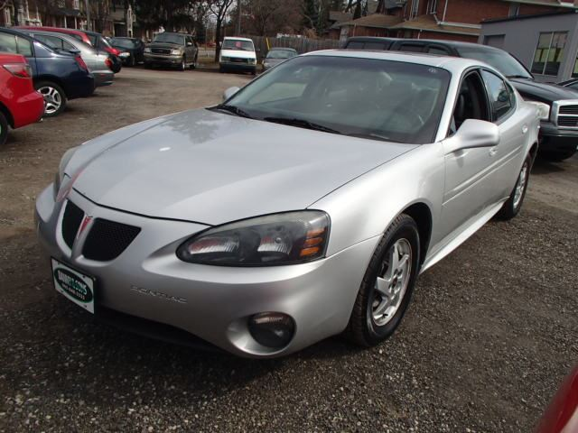 2004 pontiac grand prix gt silver danny sons auto. Black Bedroom Furniture Sets. Home Design Ideas