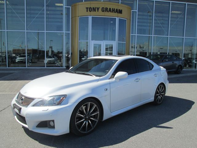 2010 lexus is f nepean ontario used car for sale 2086789. Black Bedroom Furniture Sets. Home Design Ideas