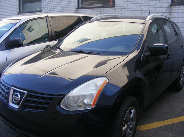 2008 nissan rogue s toronto ontario used car for sale. Black Bedroom Furniture Sets. Home Design Ideas