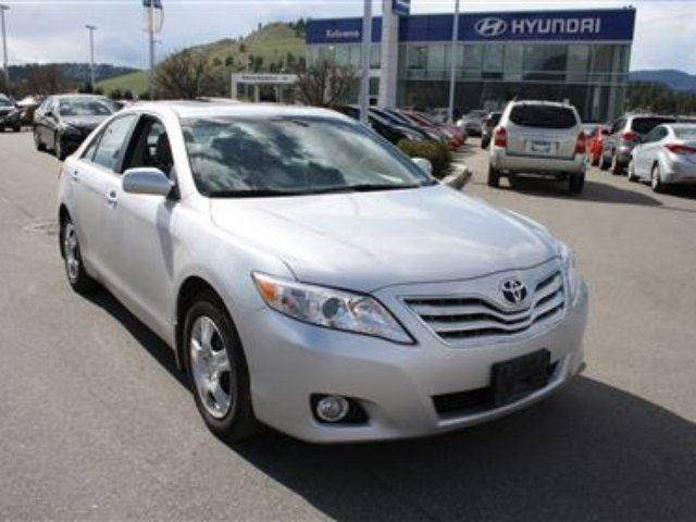 2010 toyota camry xle kelowna british columbia used car. Black Bedroom Furniture Sets. Home Design Ideas
