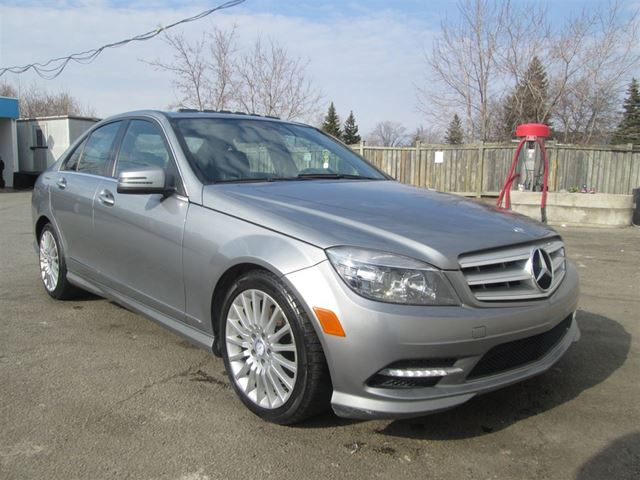 2011 mercedes benz c250 c250 4matic accident free grey