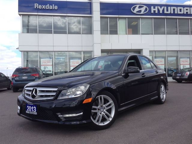 2013 mercedes benz c class c300 etobicoke ontario used for Mercedes benz 2013 c300 price