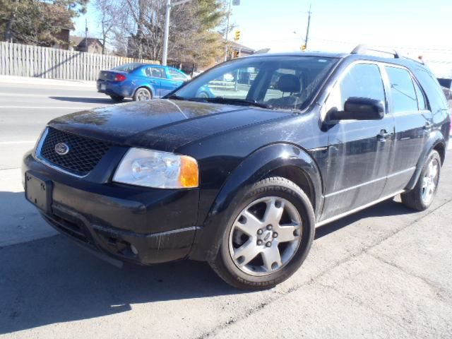 2005 ford freestyle limited awd black bridgeview motors. Black Bedroom Furniture Sets. Home Design Ideas