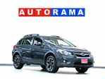 2013 Subaru XV Crosstrek LIMITED LEATHER SUNROOF AWD BACK UP CAM in North York, Ontario