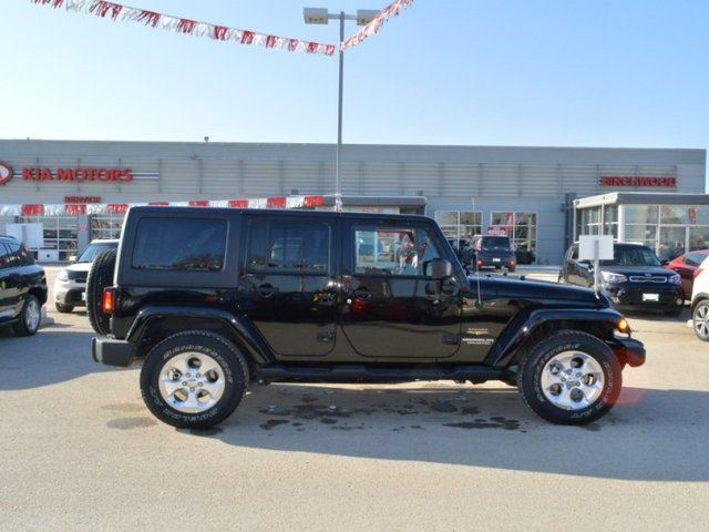 2015 jeep wrangler unlimited sahara4x4navhardtop winnipeg manitoba. Cars Review. Best American Auto & Cars Review
