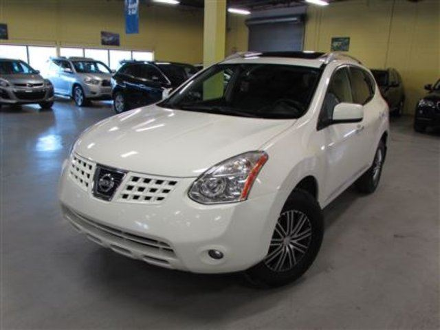 2008 nissan rogue s awd sunroof alloys north york. Black Bedroom Furniture Sets. Home Design Ideas