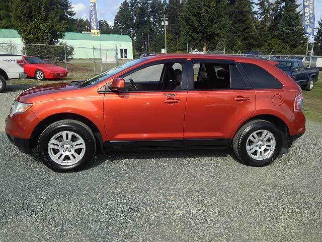 2008 FORD EDGE SEL in Parksville, British Columbia