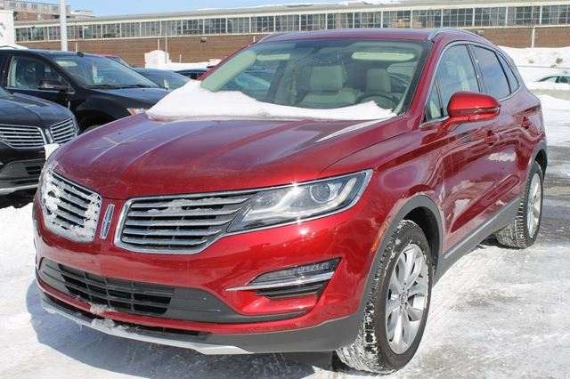 2015 lincoln mkc montreal north quebec used car for sale 2092632. Black Bedroom Furniture Sets. Home Design Ideas