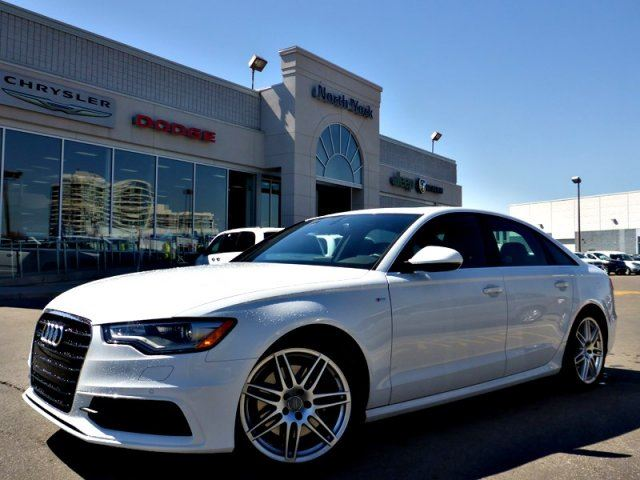 2014 Audi A6 2 0t Technik Thornhill Ontario Used Car For Sale 2093769