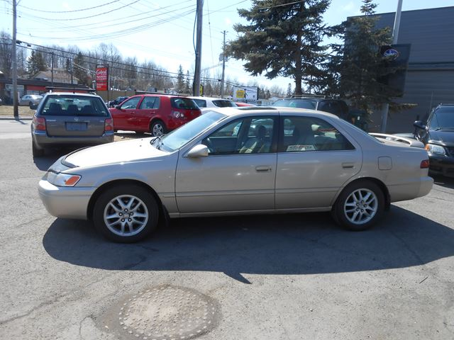 1997 toyota camry xle orleans ontario used car for sale. Black Bedroom Furniture Sets. Home Design Ideas