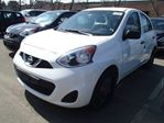 2015 Nissan Micra S in Mississauga, Ontario