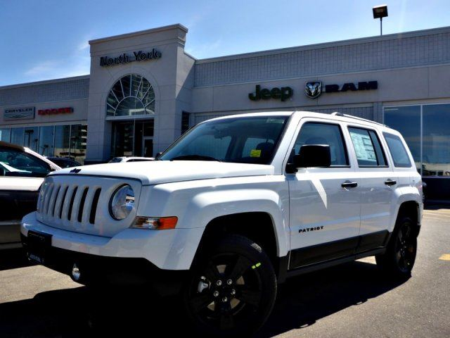 2015 jeep patriot sport thornhill ontario new car for sale 2096005. Black Bedroom Furniture Sets. Home Design Ideas