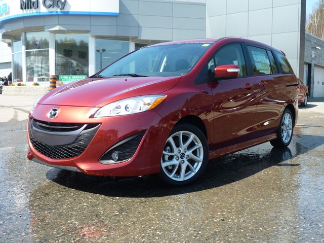 2014 mazda mazda5 gt sudbury ontario used car for sale 2096154. Black Bedroom Furniture Sets. Home Design Ideas