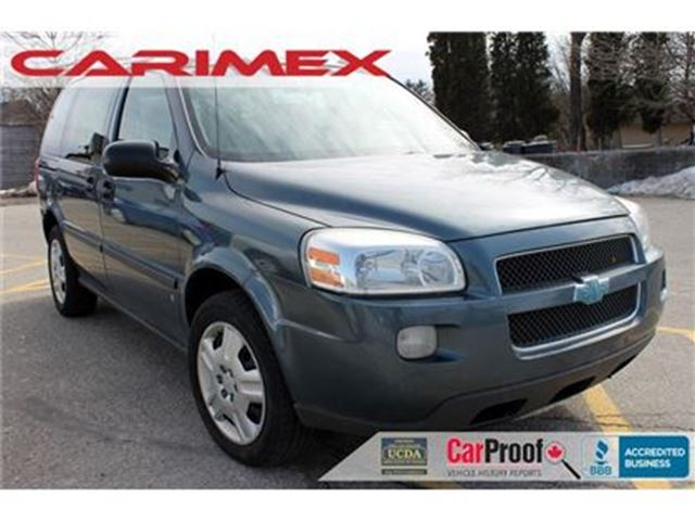 2006 Chevrolet Uplander LT1 LT1 in Kitchener, Ontario