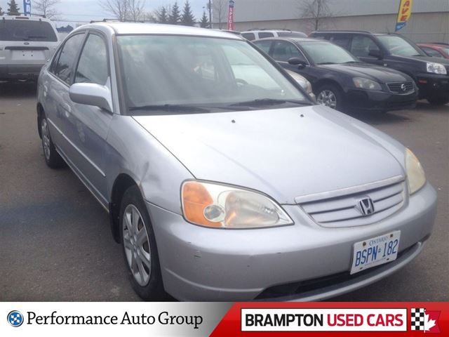 2003 honda civic lx brampton ontario used car for sale. Black Bedroom Furniture Sets. Home Design Ideas