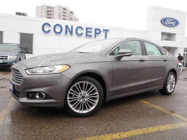 2014 ford fusion se awd leather moonroof alloy wheels and very low km 39 s grey concept ford. Black Bedroom Furniture Sets. Home Design Ideas