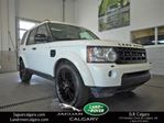 2013 Land Rover LR4 - Certified Pre-Owned in Calgary, Alberta