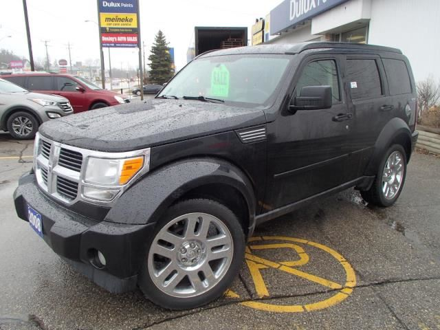 2008 dodge nitro slt 4x4 black deejays auto. Black Bedroom Furniture Sets. Home Design Ideas