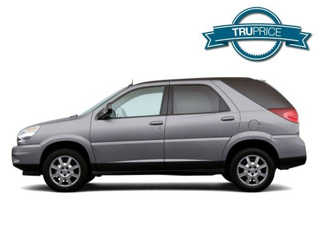 2006 buick rendezvous cx trupriced winnipeg manitoba. Black Bedroom Furniture Sets. Home Design Ideas