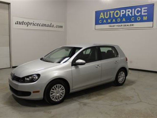 2013 volkswagen golf 2 5l auto p group aircondition mississauga ontario used car for sale. Black Bedroom Furniture Sets. Home Design Ideas
