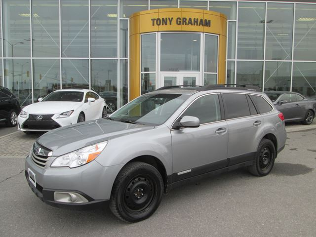 2011 subaru outback 3 6r limited nepean ontario used. Black Bedroom Furniture Sets. Home Design Ideas
