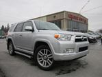 2013 Toyota 4Runner LIMITED 4X4, NAV, ROOF, LEATHER, 56K! in Stittsville, Ontario