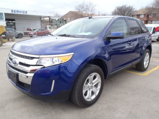 2014 ford edge sel hamilton ontario used car for sale 2100687. Black Bedroom Furniture Sets. Home Design Ideas