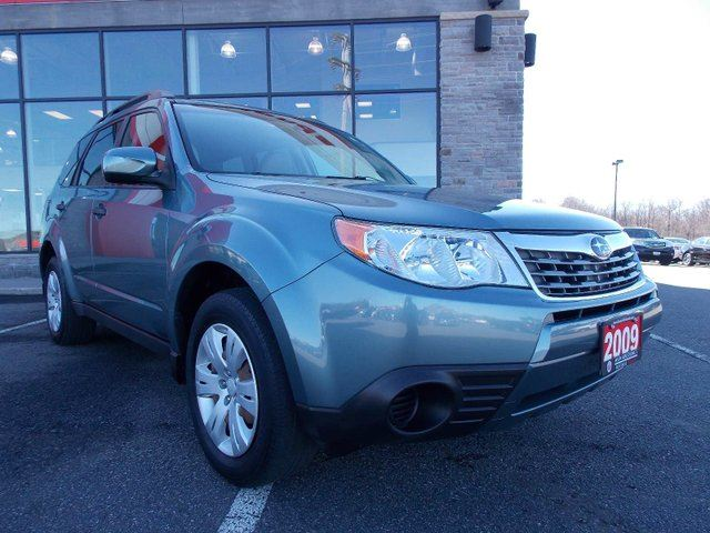 2009 subaru forester x limited package awd with warranty. Black Bedroom Furniture Sets. Home Design Ideas