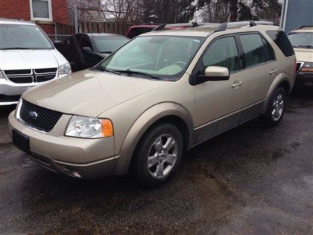 2006 Ford Freestyle Sel Tan Spruce Lane Motors Products