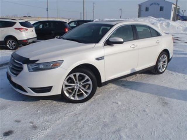 2013 ford taurus sel awd cuir gps saint eustache quebec. Black Bedroom Furniture Sets. Home Design Ideas