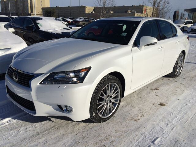 2015 lexus gs 350 edmonton alberta used car for sale 2102292. Black Bedroom Furniture Sets. Home Design Ideas