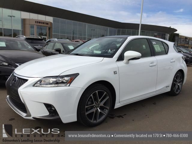 2015 lexus ct 200h edmonton alberta used car for sale 2102293. Black Bedroom Furniture Sets. Home Design Ideas