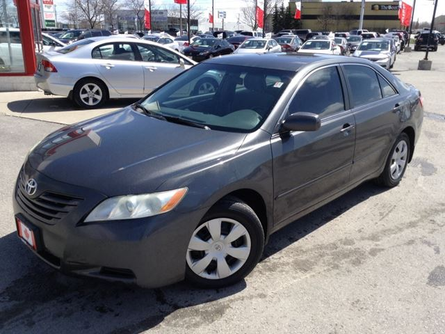2007 toyota camry barrie ontario used car for sale. Black Bedroom Furniture Sets. Home Design Ideas
