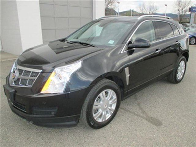 2012 CADILLAC SRX Luxury Collection in Kelowna, British Columbia