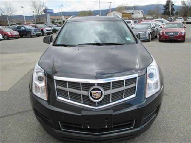 2012 cadillac srx luxury collection kelowna british columbia car for sale 2102900. Black Bedroom Furniture Sets. Home Design Ideas