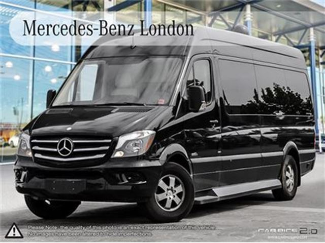 2015 Mercedes-Benz Sprinter Mobile Office in London, Ontario