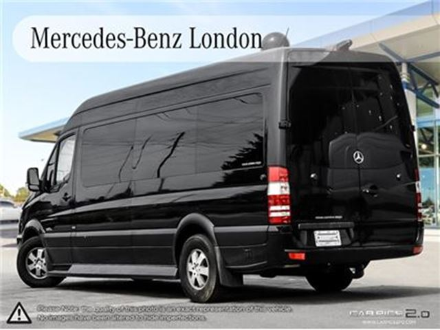 Used 2015 Mercedes Benz Sprinter Mobile Office London