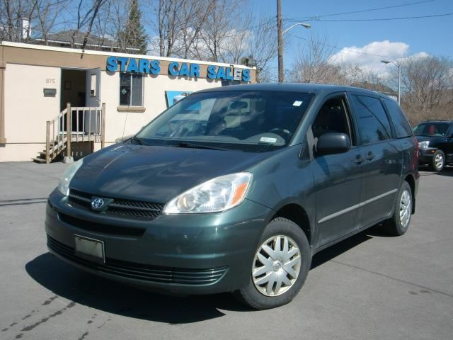 2004 Toyota Sienna Ce Ottawa Ontario Used Car For Sale