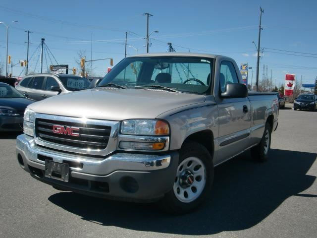 2006 Gmc Sierra 1500 Sle Ottawa Ontario Used Car For