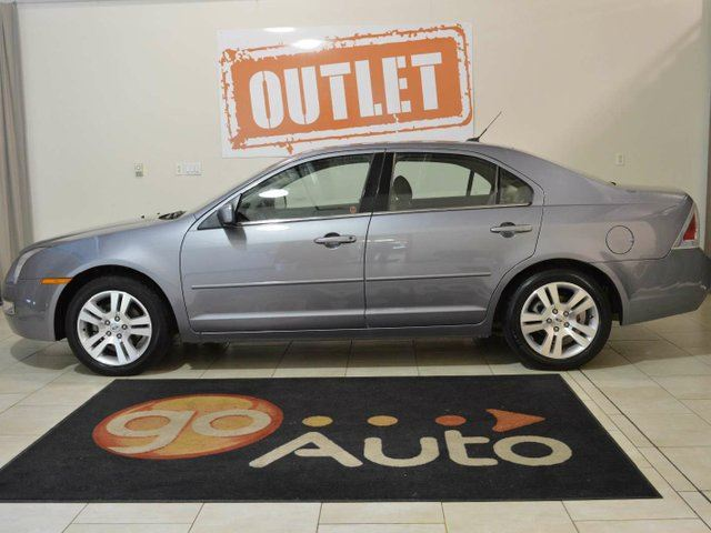 2007 ford fusion sel edmonton alberta used car for sale. Black Bedroom Furniture Sets. Home Design Ideas